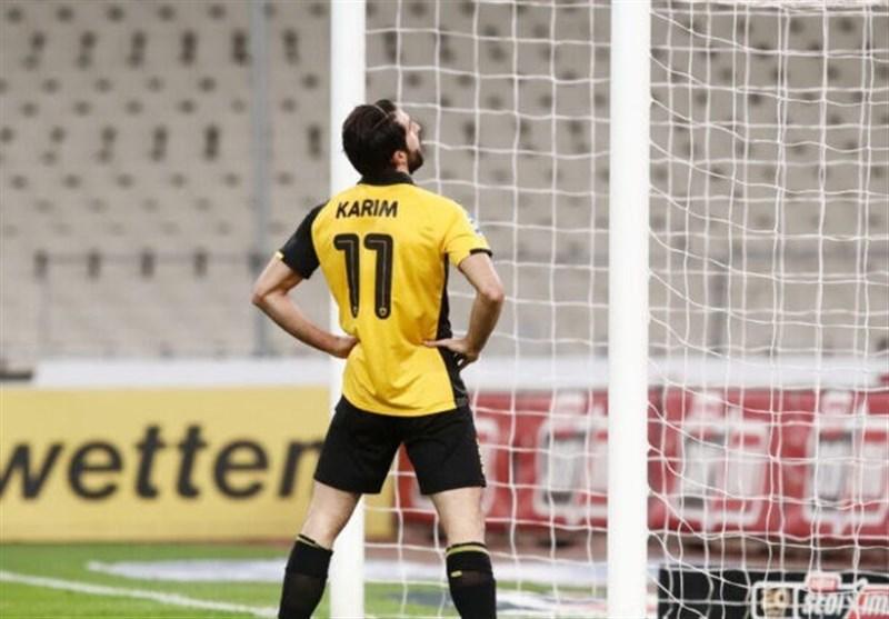 پلیآف لیگ اروپا| آاِک آتن با درخشش انصاریفرد به مرحله گروهی صعود کرد