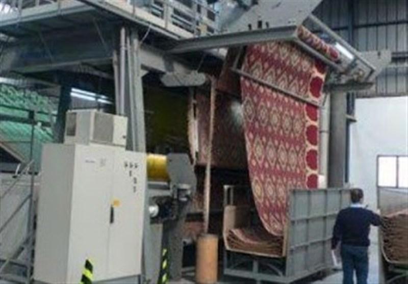 ماجرای پلمب بزرگترین کارخانه فرش خاورمیانه / کارخانهای با 160 میلیون تومان بدهی + فیلم