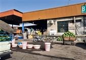 """تولید روزانه 600 تُن """"پسماند تر"""" توسط میادین ترهبار و میوهفروشیهای تهران"""