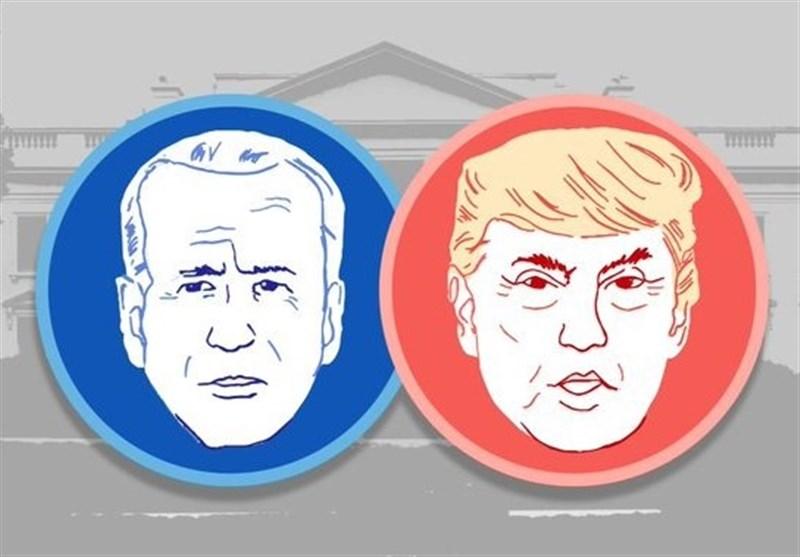 نظرسنجی نشان داد: پیشتازی بایدن نسبت به ترامپ در ایالتهای میشیگان و پنسیلوانیا