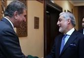 عبداللہ عبداللہ کی وزیرخارجہ شاہ محمود قریشی سے ملاقات، پاک افغان تعلقات پر تبادلہ خیال
