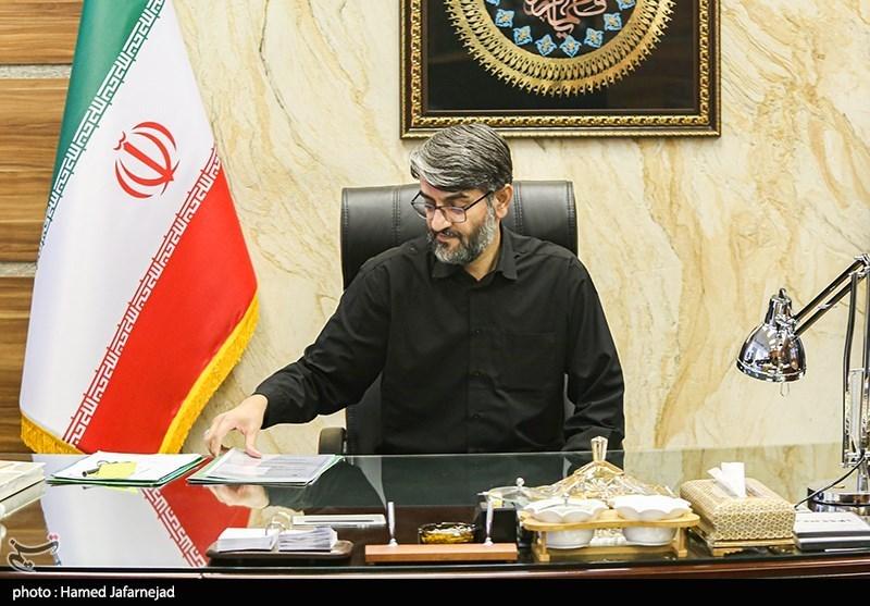 محمدمهدی حاجمحمدی رئیس سازمان زندانها