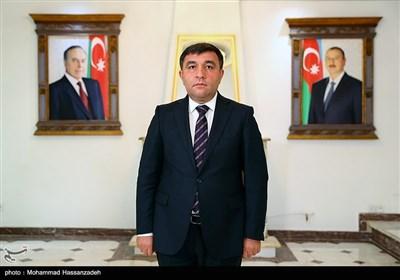 بنیاد حسین اف سفیر فوق العاده و تام الاختیار جهموری آذربایجان