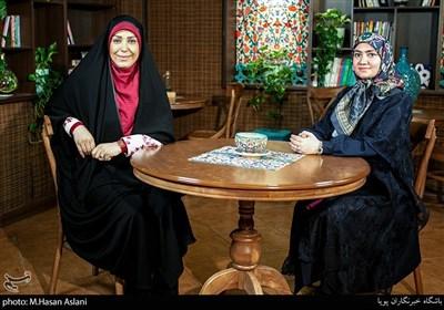 خانم عبیدی در برنامه ایران بانو
