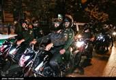 قزوین| نیروی انتطامی در حوزه برقراری نظم و امنیت بسیار قاطعانه عمل کرده است