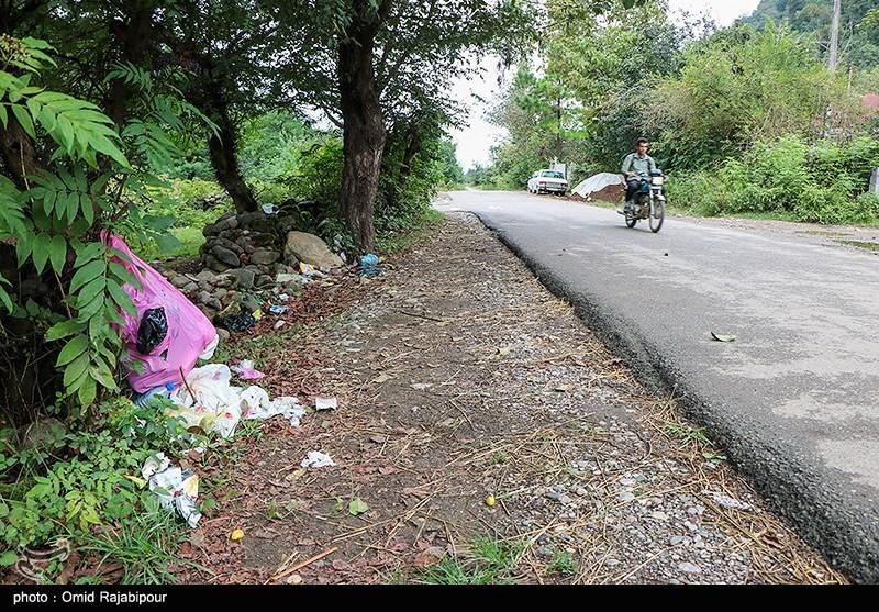 طرح روستاهای بدون زباله در شهرستان رشت اجرا میشود