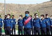 آتشنشانان فداکار زینتبخش قابهای شهری مشهد شدند+تصاویر