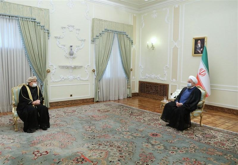 Iraq, Oman Eager to Boost Ties with Iran