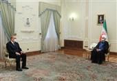 روحانی: إیران عازمة على دعم السلام والاستقرار والأمن فی العراق