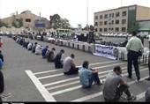 اجرای طرح برخورد با سارقان حرفهای در استان البرز به روایت تصاویر