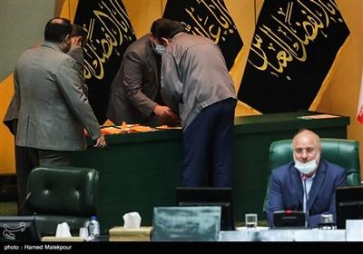 جلسه رأی اعتماد به وزیر پیشنهادی صنعت، معدن و تجارت