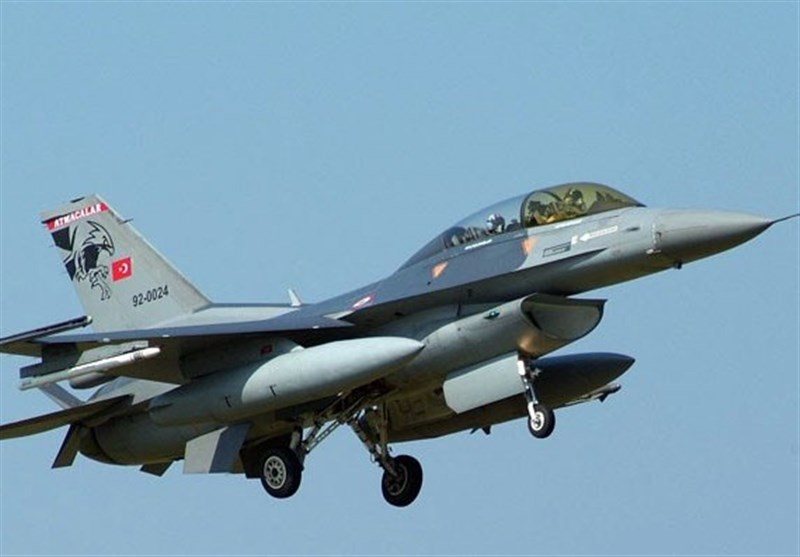 Armenian Su-25 Fighter Shot Down byTurkish F-16