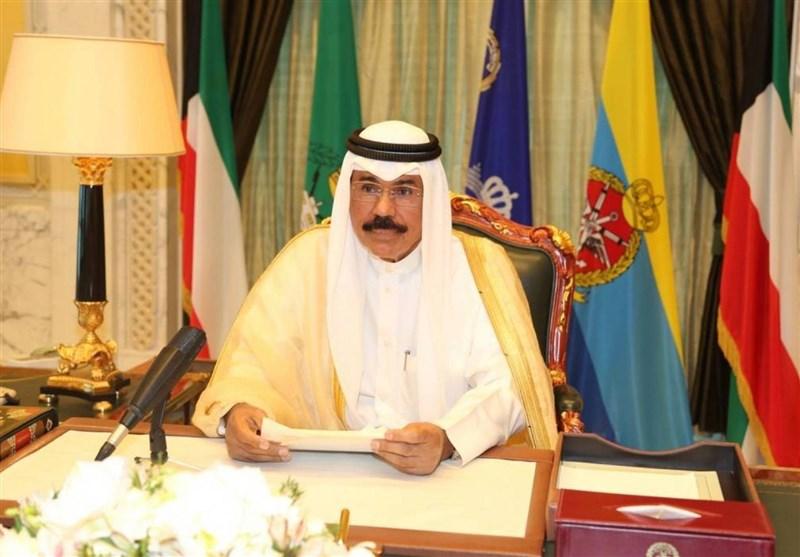 امیر جدید کویت سوگند یاد کرد