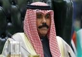 نواف الأحمد الصباح یؤدی الیمین الدستوریة أمیراً للکویت