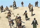 عراق آغاز عملیات گسترده حشد شعبی علیه تروریستهای فراری در دیالی