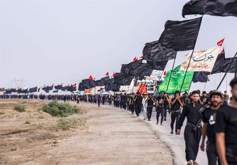 العراق.. الحشد الشعبی یعزز خطته لتأمین زیارة الأربعین