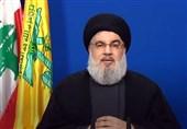 سید حسن نصرالله: مسلمانان اهانت به پیامبرشان را تحمل نمیکنند/ غرب به حمایت خود از گروههای تکفیری پایان دهد