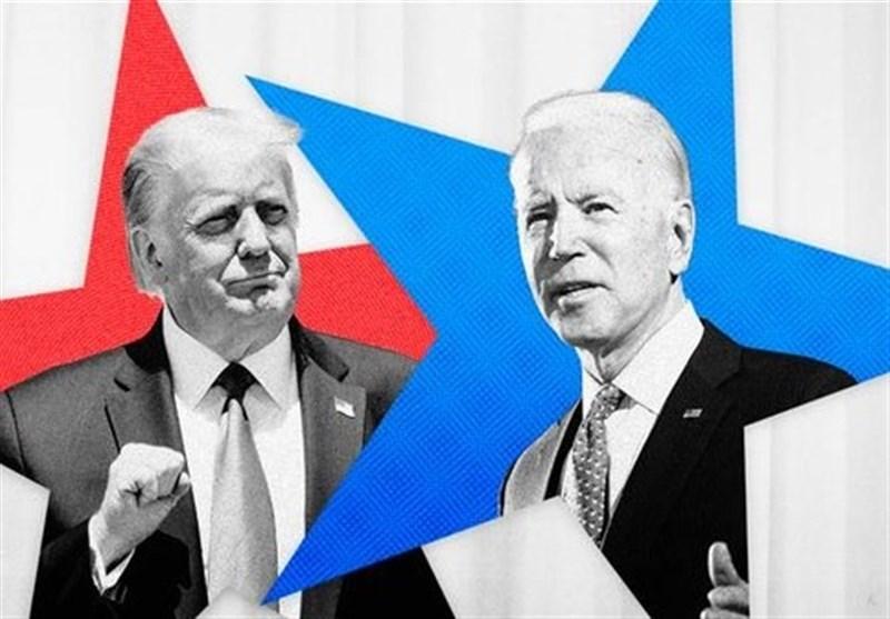 مناظره انتخابات آمریکا   بایدن: اگر رأی بیاورم باید بروی/ ترامپ: انتقال قدرتی در کار نخواهد بود؛ کلینتون میخواست کودتا کند