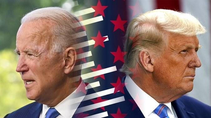 دونالد ترامپ , کشور آمریکا , جو بایدن , انتخابات 2020 آمریکا ,