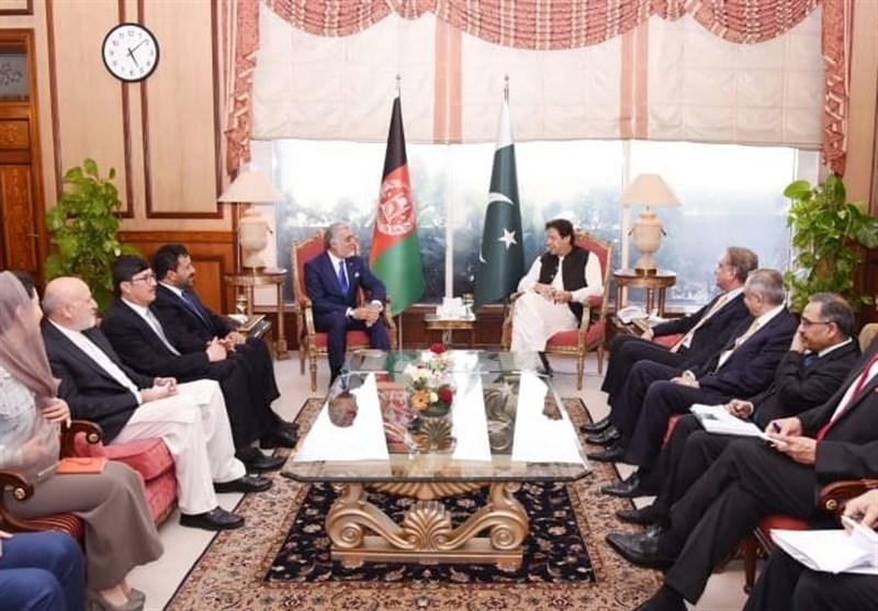 وزیر اعظم عمران خان جلد افغانستان کا دورہ کریں گے؛ عبداللہ عبداللہ