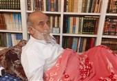 مناجات خانگی حجت الاسلام انصاریان در دوران نقاهت