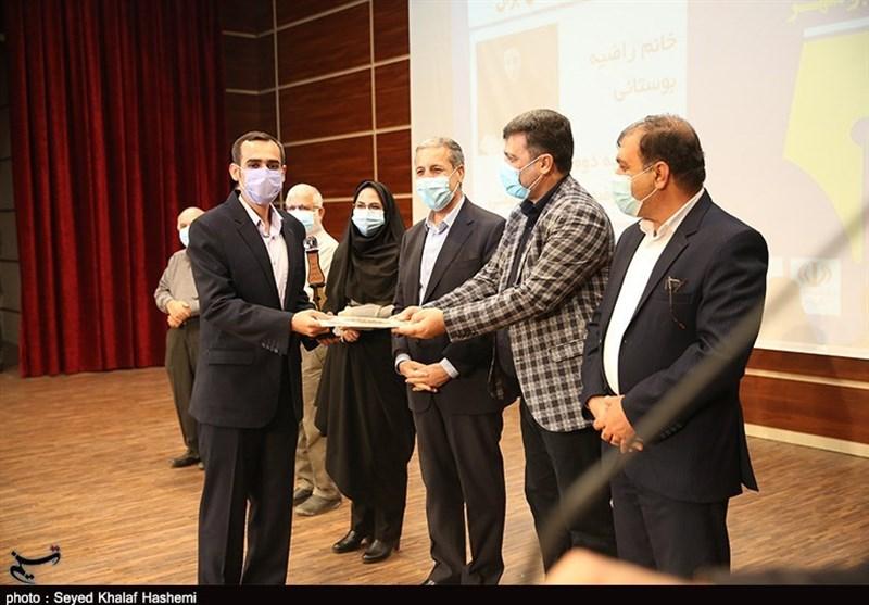 اختتامیه نخستین جشنواره مطبوعات استان بوشهر به روایت تصاویر