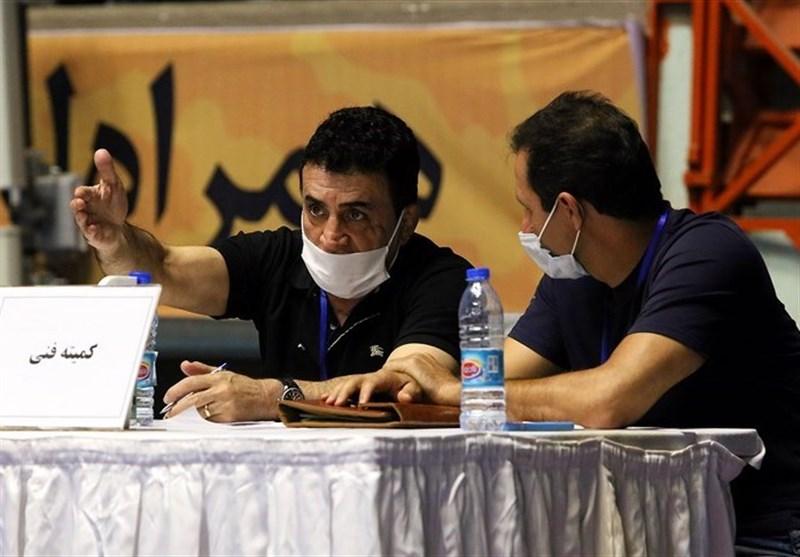 محمد بنا کرونا گرفت و در بیمارستان بستری شد+عکس