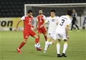لیگ قهرمانان آسیا| تساوی پرسپولیس و پاختاکور در پایان نیمه اول/ یک اخراجی سهم ازبکها