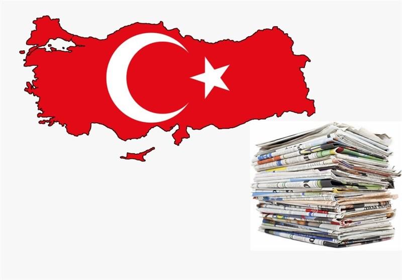نشریات ترکیه| ناو آلمان، کشتی ترکیه را متوقف کرد/ بن بستِ طایفه بایدن