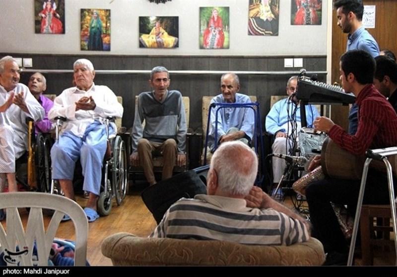 اینفوگرافیک | ایران رکورد سالمندی را خواهد زد!