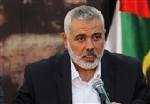 Hamas's Haniyeh: 'No Mercy' for Arab States Who Betray Palestinian Cause