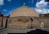 Sardar Bozorg Ancient Water Reservoir in Iran's Qazvin