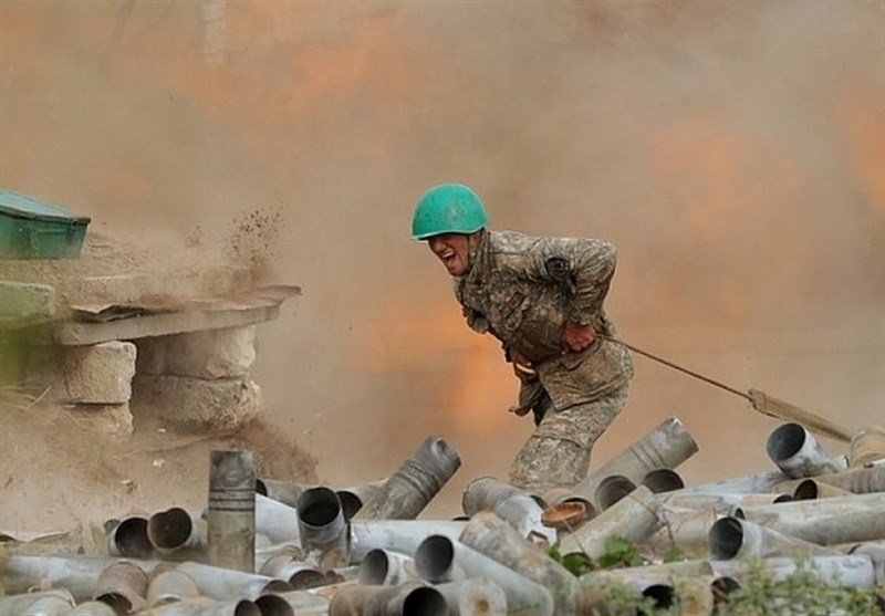Azeri, Armenian Forces Continue Clashes over Disputed Nagorno-Karabakh Region (+Video)