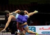 برگزاری مسابقات درون اردویی وزن 74 کیلوگرم تیم ملی کشتی آزاد