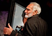 پدر یکی از شهدای مدافع حرم به فرزند شهیدش پیوست