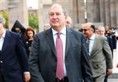 رئیس جمهوری ارمنستان در بیمارستان بستری شد