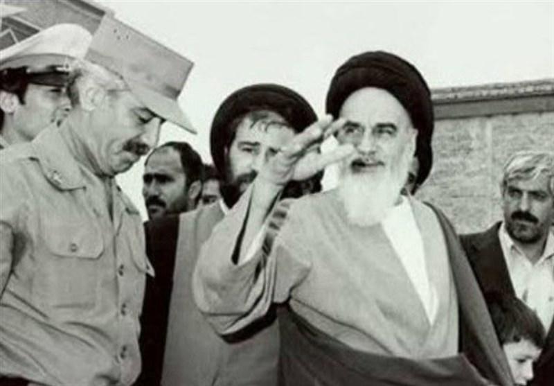 امام خمینی(ره) , دفاع مقدس , شهید ,