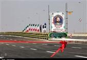 افتتاح پروژه عمرانی شهید صیدی پس از یک دهه در اراک به روایت تصویر
