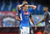 اولین بازیکن مبتلا به کرونا در ناپولی معرفی شد