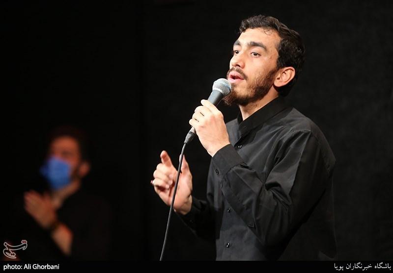 مداحی حاج مهدی رسولی در شب شهادت حضرت زهرا (س) + فیلم