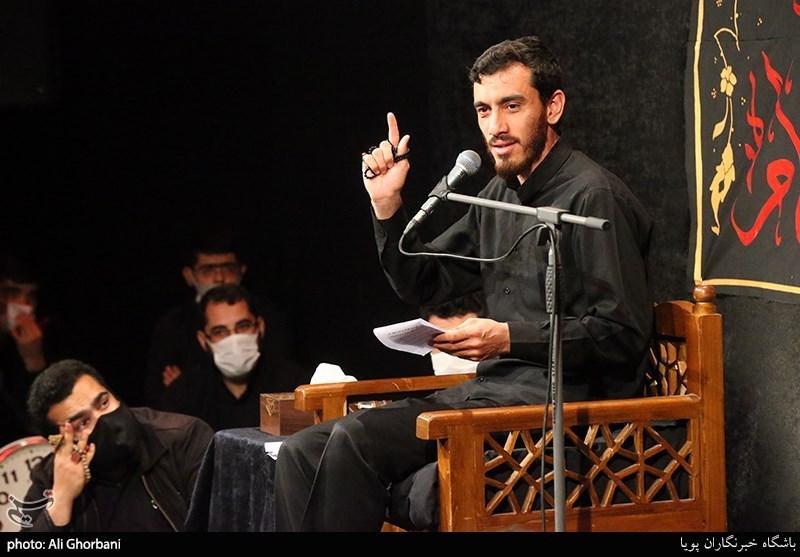 مرثیهخوانی حاج مهدی رسولی در سوگ شهادت امام علی (ع) + فیلم