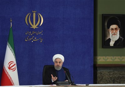 روحانی: تا 6 ماه آینده باید پروتکلها را ادامه دهیم / شرایط بهتر است