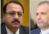 سفرای ایران و سوریه بر تقویت روابط تهران و دمشق تاکید کردند