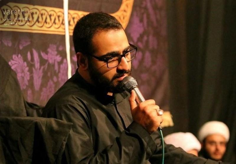 """شاعرِ نماهنگ """"فراق"""" در بیمارستان بستری شد"""