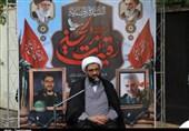 نماینده ولی فقیه در همدان: شهدای ما با تربیت در مکتب ابی عبدالله(ع) توانستند کاخ طواغیت را برسرشان خراب کنند
