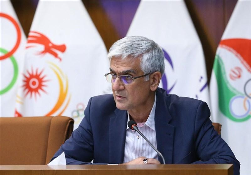 قراخانلو : رسالت اصلی آکادمی ملی المپیک، ارائه خدمات کاربردی به جامعه ورزش است