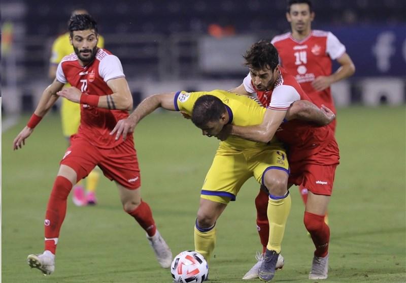 پرونده کامل شکایت النصر از پرسپولیس روی میز کمیته استیناف AFC