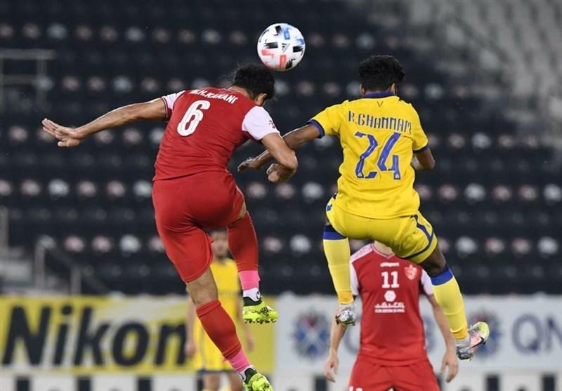 درخواست AFC از فیفا برای بررسی دقیق شکایت النصر از پرسپولیس