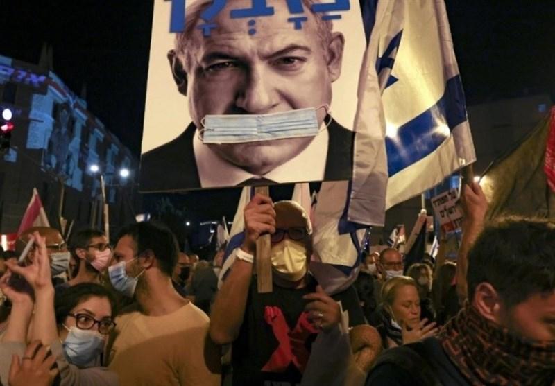 رژیم اسرائیل|از وضعیت فلاکت بار مزدوران در جامعه صهیونیستی تا بدتر شدن اوضاع سیاسی نتانیاهو