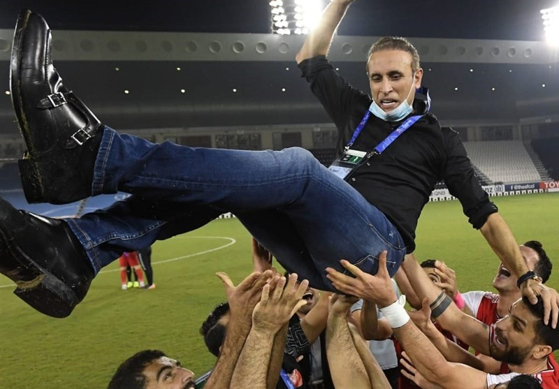 Golmohammadi Dedicates Al Nassr Win To Persepolis Fans Sports News Tasnim News Agency
